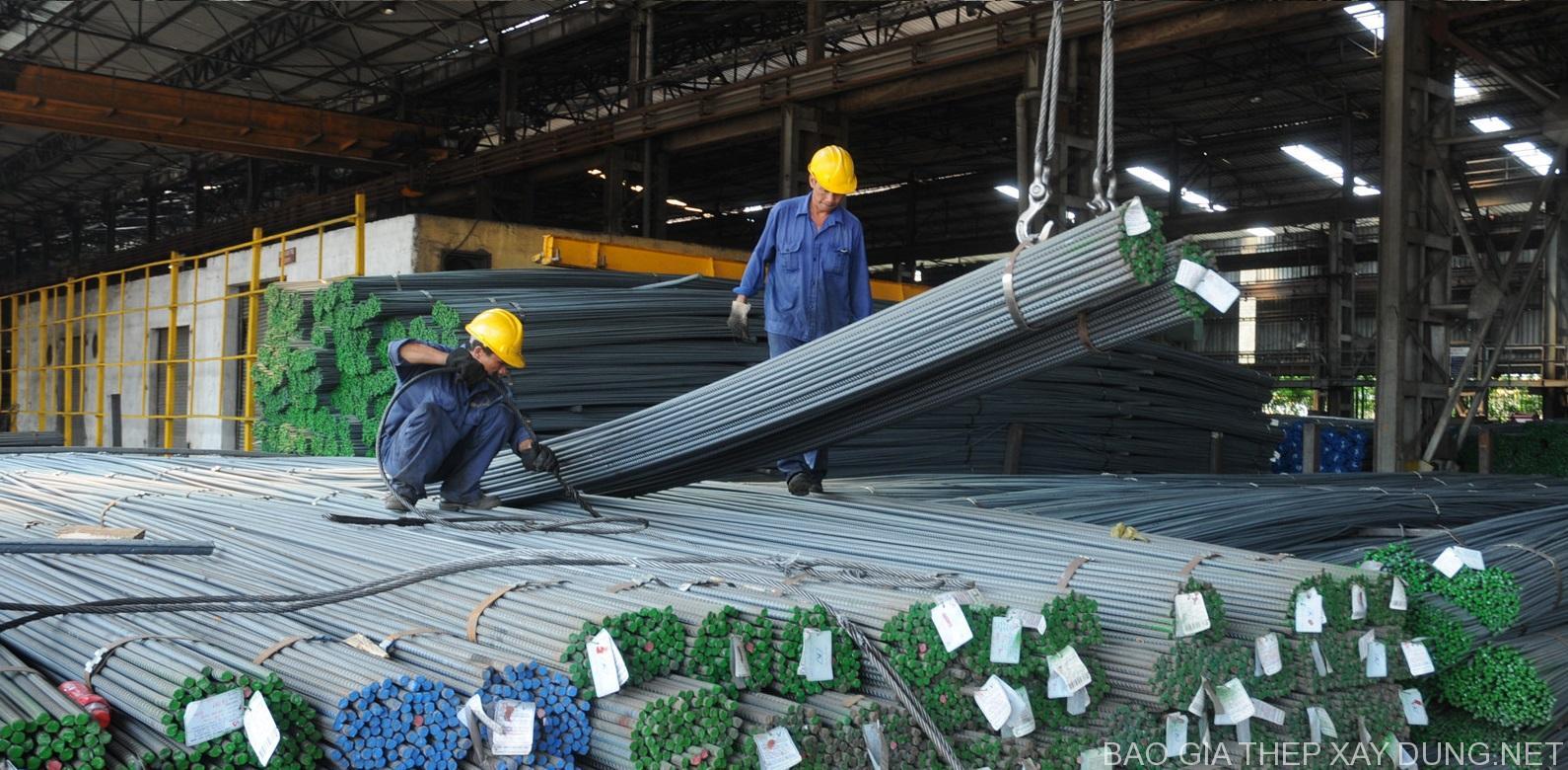 Kho sắt thép pomina trong hệ thống kho thép xây dựng