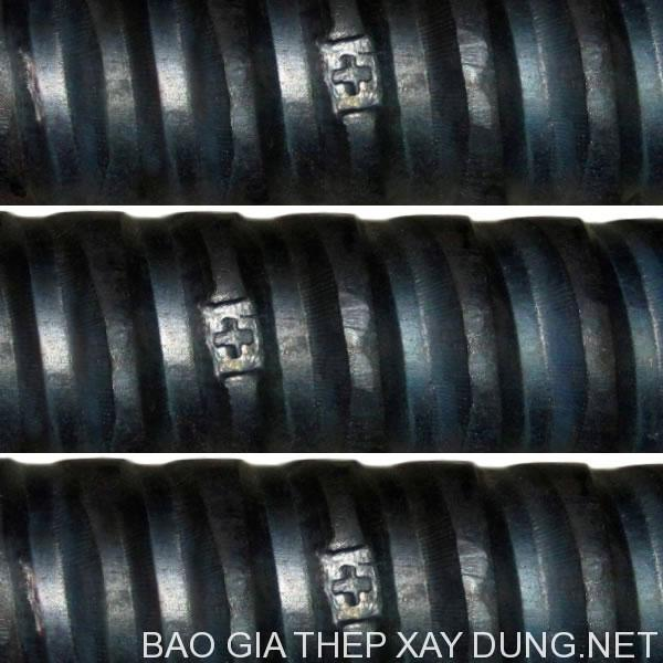 Thép gân ren Việt Nhật