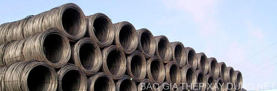 sắt thép xây dựng - thép cuộn