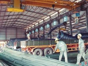 nhà phân phối báo giá sắt thép xây dựng việt nhật hàng đầu miền nam