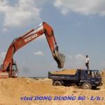 Giá cát tô xây dựng tại tphcm