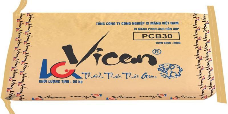 Xi măng Vicem Hà Tiên - Tổng công ty công nghiệp xi măng Việt Nam ( Vicem )