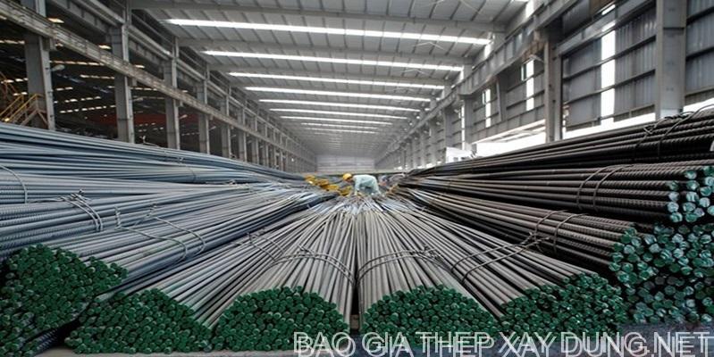Hơn 6 triệu tấn thép các loại được nhập về Việt Nam trong 5 tháng