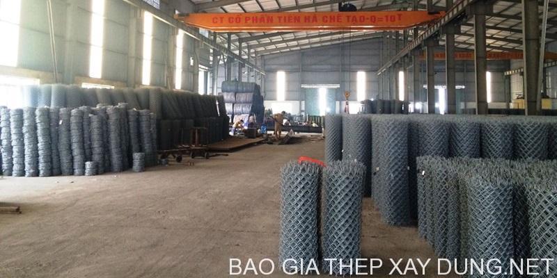 Lưới B40 mạ kẽm giá tốt được cung cấp bởi hệ thống thép