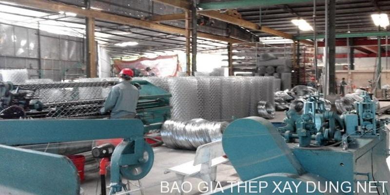 Nhà máy sản xuất lưới B40