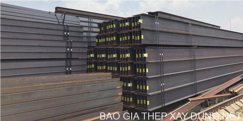 Kho thép hình H U I V tấm ống hộp giá sỉ cho mọi công trình