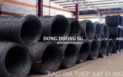 Bảng giá thép Việt Mỹ VAS CB500V/SD490 ngày 19/09/2019