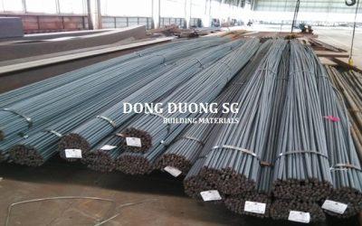 Báo giá sắt thép xây dựng việt mỹ VAS tháng 9 năm 2017