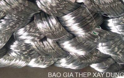 Báo giá dây mạ kẽm – dây thép mạ kẽm giá tốt