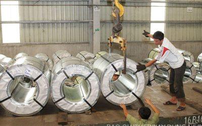 Hoạch định nguồn lực cho doanh nghiệp thép