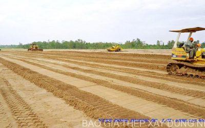 Giá cát san lấp tại TPHCM