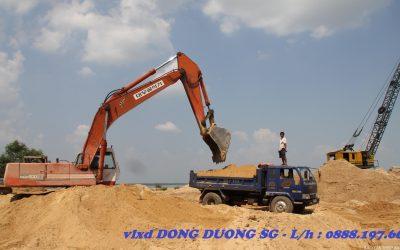 Bảng báo giá cát xây tô mới nhất