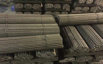 Giá thép xây dựng hôm nay 24/2: Nối dài chuỗi ngày tăng giá trên Sàn Thượng Hải