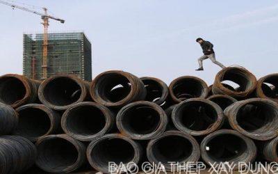 Giá thép xây dựng hôm nay (21/9) phục hồi nhờ Trung Quốc tăng chi tiêu cho cơ sở hạ tầng
