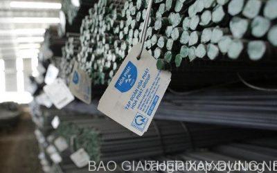 Bảng báo giá thép Hòa Phát tháng 4/2019