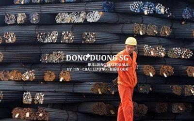 Bảng báo giá thép Miền Nam tháng 11/2018