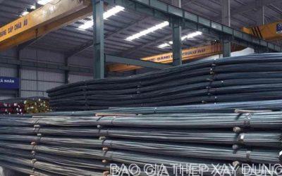 Giá thép xây dựng hôm nay (13/7): Giá quặng sắt ghi nhận mức tăng hàng tuần lớn nhất kể từ giữa tháng 6