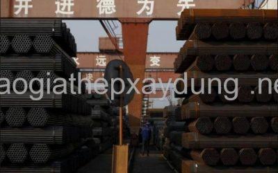Không cần đợi đến 2020, Trung Quốc có thể đạt mục tiêu giảm sản lượng thép ngay trong năm nay