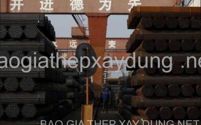 Ấn Độ có thể áp thuế CBPG lên thép Trung Quốc trong vòng 5 năm