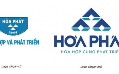 Hòa Phát ra mắt bộ nhận diện thương hiệu mới