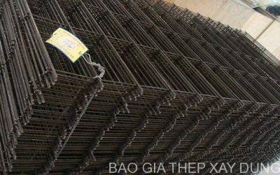 Giá lưới thép hàn xây dựng gia công sẵn