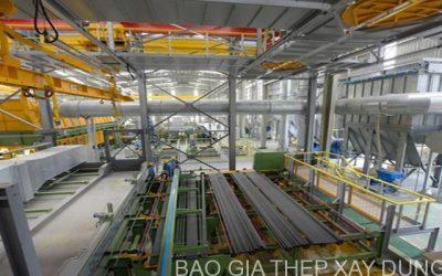 Tháng 4/2018 – Tập đoàn Hoa Sen ra mắt ống kẽm nhúng nóng