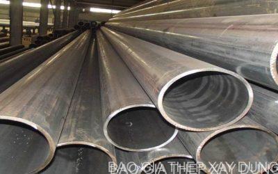 Thép ống đen và thép ống kẽm có gì khác nhau