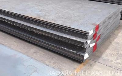 Giá thép xây dựng hôm nay (3/12): Đà giảm của giá quặng sắt chuẩn bị bắt kịp đà lao dốc của giá thép