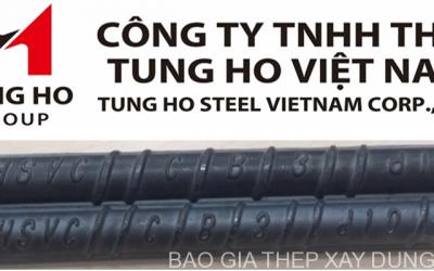 Thép xây dựng Tung Ho