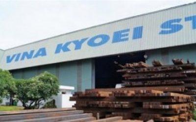 Kyoei Steel Nhật định tăng 50% công suất thép tại Việt Nam