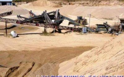 Thủ tướng chỉ đạo tìm phương án cung ứng cát